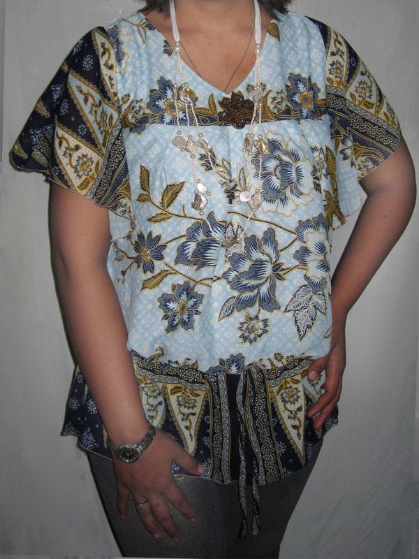 Baju Batik Berkualitas Tinggi Export