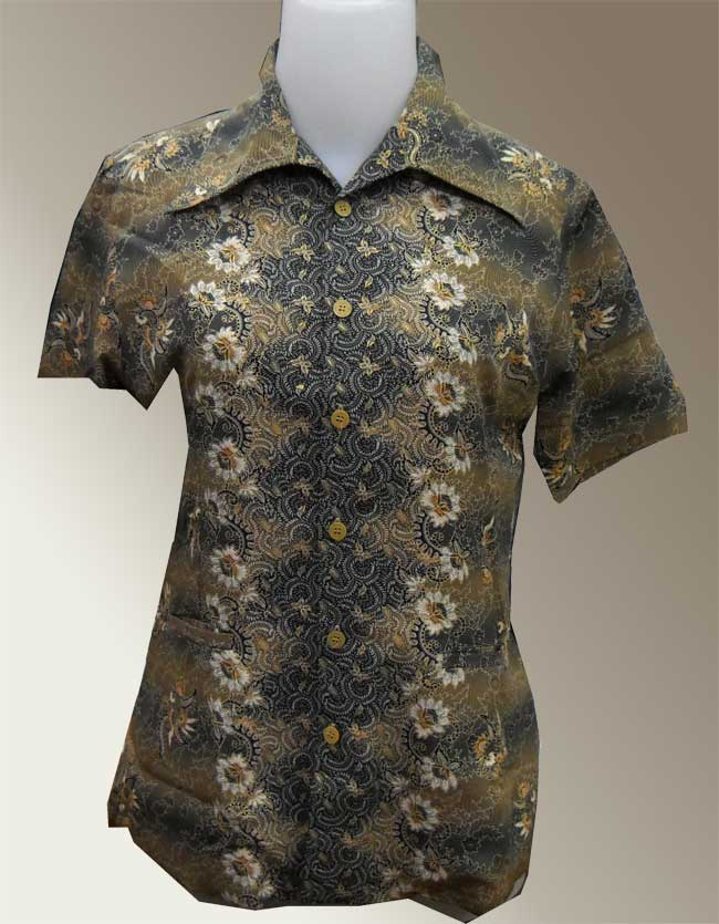 Baju Batik Couple Untuk Kerja Kantoran Grosir Batik
