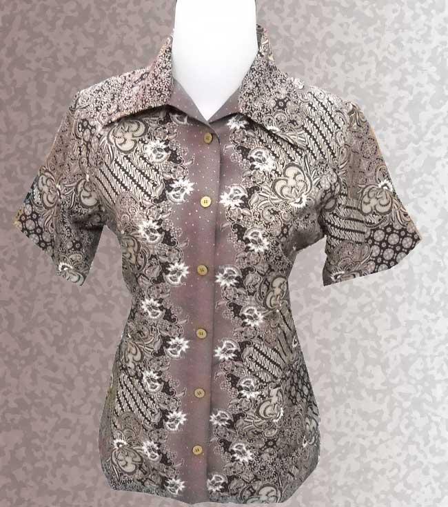 Baju Batik Berkualitas Tinggi - Export