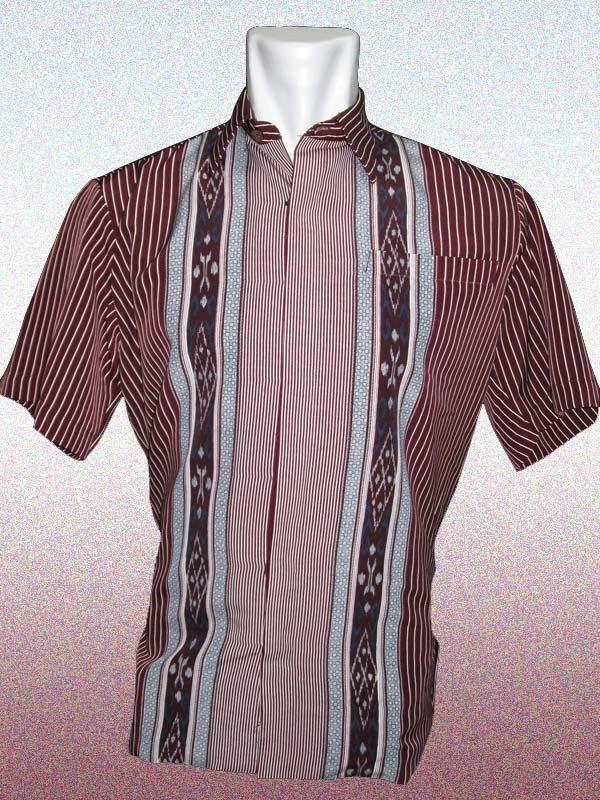 Baju Batik Gamis Batik Modern Style Casual Batik