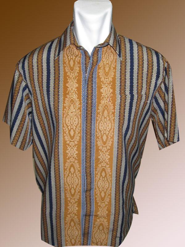 Garis Waktu Batik Indonesia Baju Batik Batik Lengan Pendek