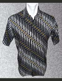 'Batik Diagonal Hitam Stright Motive- Elegan dan Mewah - Sync Java - BEST SELLER Lagi++2011'