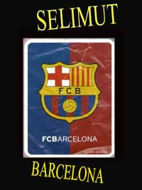 'Selimut New Season Barcelona'