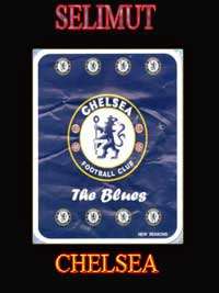 'Selimut New Season Chelsea'