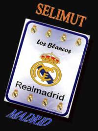 'Selimut New Season Madrid'